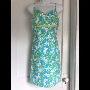 Lilly Pulitzer Butterfly Dress! 4